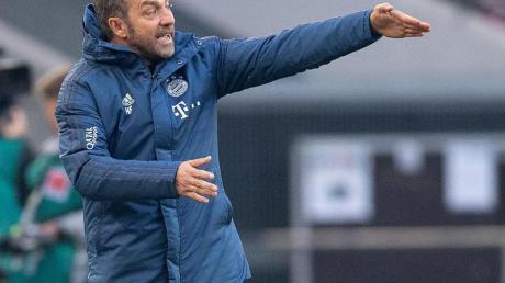 Beliebter Bayern-Interimscoach: Hansi Flick.