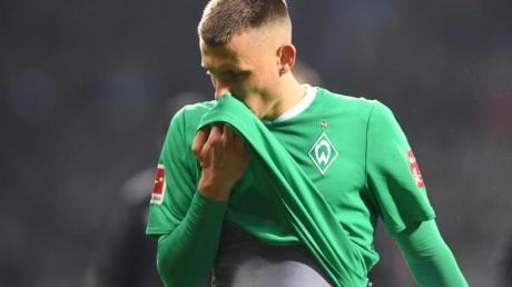 Die Bremer um Maximilian Eggestein warten schon seit acht Spielen auf einen Sieg.