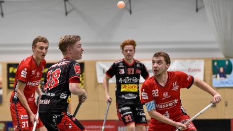 Die Red Hocks Kaufering haben gegen Wernigerode den ersten Punkt in dieser Bundesligasaison geholt.