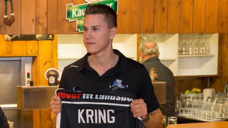HCL-Torwart Markus Kring muss die Saison beenden.