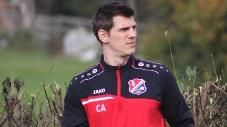 Spielertrainer Christian Adrianowytsch und der TSV Hollenbach gehen im Sommer getrennte Wege.