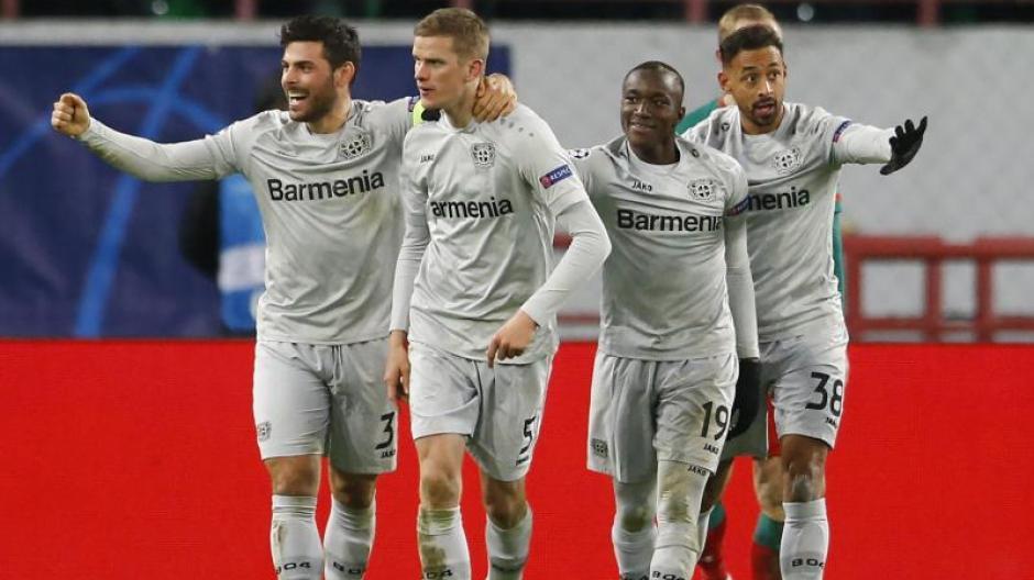 Leverkusen Schalke Live Im Tv Stream Ticker