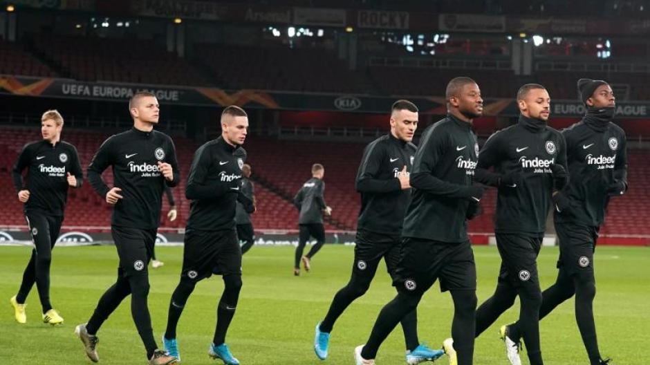 Fc Arsenal Eintracht Frankfurt Live Im Free Tv Stream Ticker