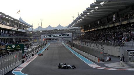 In Abu Dhabi wird das letzte Rennen der Saison in der Formel 1 ausgefahren.