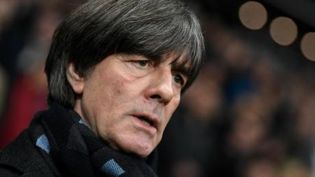 Freut sich auf die EM-Auslosung in Bukarest: Bundestrainer Joachim Löw.