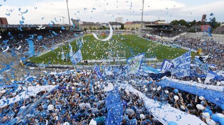 1860 München spielt heute am 23.2.20 in der 3. Liga gegen Magdeburg. So läuft die Übertragung live im TV und Stream.