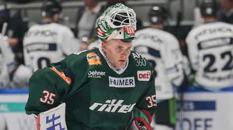 DEL 2019/20 - Eishockey-Liga im Live-TV: Spielplan, Termine, Stream. Panther-Torwart Markus Keller ist in den AEV-Partien am Freitag in Nürnberg und am Sonntag zu Hause gegen den EHC München die Nummer eins im Augsburger Tor.