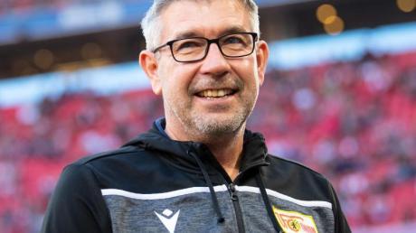 Will auch gegen den FC Schalke die Erfolgsserie von Union Berlin fortsetzen: Trainer Urs Fischer.