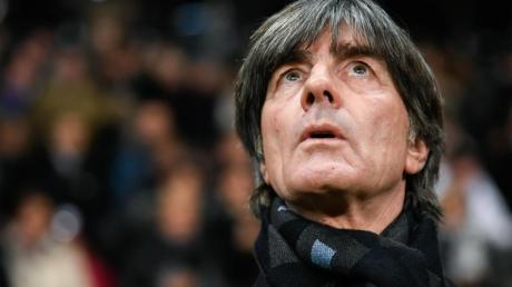 Bundestrainer Joachim Löw zählte das DFB-Team jüngst nicht zum Kreis der ersten Titelanwärter.