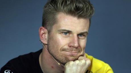 Nico Hülkenberg wird nächstes Jahr nicht in der Formel 1 starten.