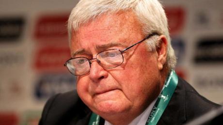 Wurde wegen der Annahme von Bestechungsgeldern von der Ethikkommission der FIFA lebenslang gesperrt: Ricardo Teixeira.