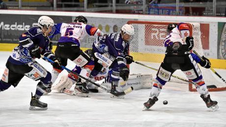 Im Hinspiel hatte der HC Landsberg einige Mühe mit Dorfen und drehte die Partie im letzten Abschnitt.
