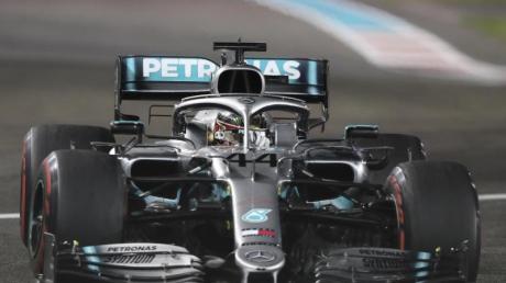 GP von Abu Dhabi: Saison 2019 der Formel 1 im Live-TV und Stream. Hamilton startet von der Pole.