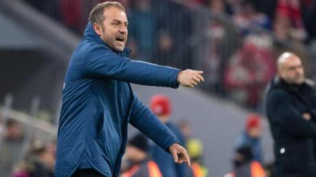 Die Bayern-Serie unter Hansi Flick ist gerissen.