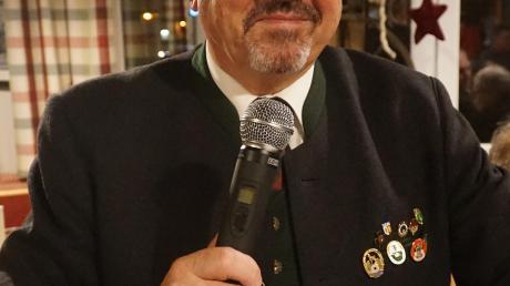 Gerhard Lunglmeir leitete erstmals eine Herbstversammlung als Erster Gauschützenmeister.