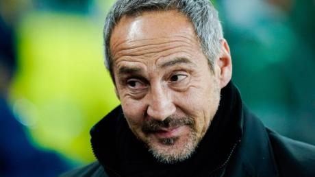 Eintracht Frankfurt hat in Mainz noch nie einen Bundesligasieg geholt. «Wir wollen diese Serie endlich durchbrechen», sagt Trainer Adi Hütter.