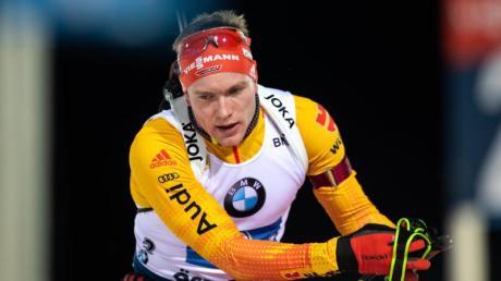 Simon Schempp hatte im Sprint nur den 32. Platz belegt. Wintersport heute (4.12.-5.12.) live: Übertragung im TV & Stream - TV-Termine