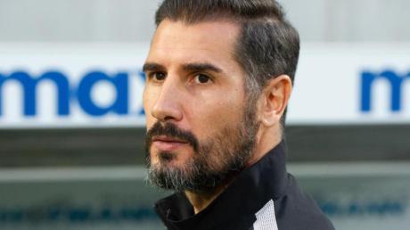 Wurde wegen sportlichen Misserfolgs beurlaubt: Dynamo Dresdens Trainer Christian Fiel.