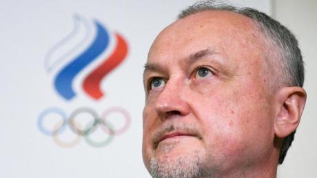 Fordert Reformen in Russlands Sportpolitik: Der Chef der russischen Anti-Doping-Agentur RUSADA Juri Ganus.