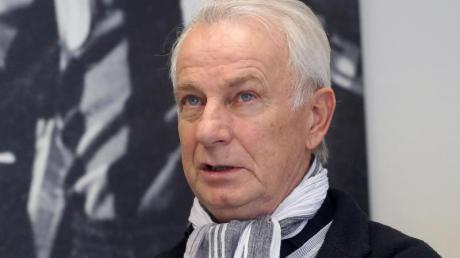 Spricht über die Rivalität mit dem FCKöln: Der ehemalige Gladbacher Spieler Rainer Bonhof erinnert sich.