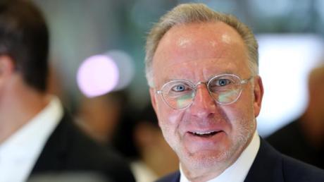 Kritisiert das Vorhaben Werder Bremens, die DFL wegen Polizeikosten verklagen zu wollen: Karl-Heinz Rummenigge.