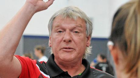 Herbert Vornehm zeigte sich nach der Niederlage gegen Pforzheim tief enttäuscht.