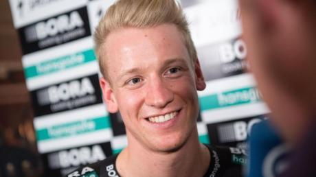 Pascal Ackermann wird auch 2020 die Tour de France noch auslassen.