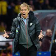 Kommt bei den Hertha-Profis gut an: Jürgen Klinsmann.