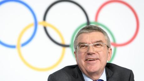 Nach IOC-Präsident Thomas Bach wird sich das IOC nach den WADA-Entscheidungen richten.