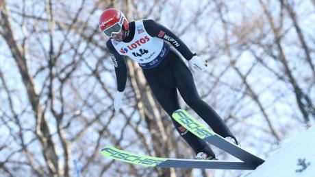 Skisprung-Weltcup 2019/2020 heute am 14.12.19: Wir verraten Ihnen, wie Sie die Sportler live im TV und Stream sehen.