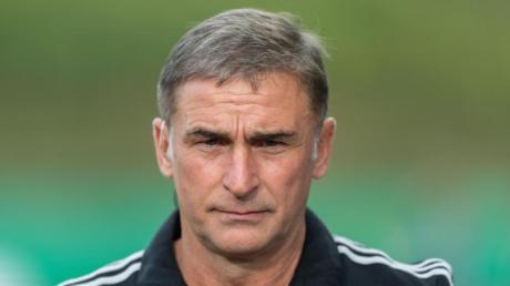 Hat seinen Vertrag als U21-Bundestrainer bis 2023 verlängert: Stefan Kuntz.