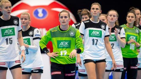 Deutschlands Handball-Frauen haben bei der WM in Japan noch das Halbfinale im Blick.