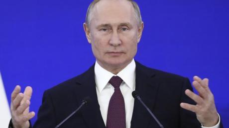 Der russische Präsident Wladimir Putin sieht für die Wada-Entscheidung keine juristische Grundlage.