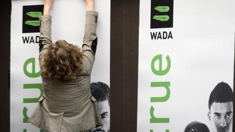 Die Wada sprach Sanktionen gegen Russland aus.