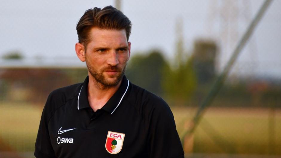 Er ist nicht mehr Trainer der U19 des FC Augsburg: Sebastian Gunkel.