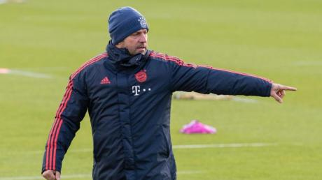 Will mit dem FC Bayern zurück in die Erfolgsspur: Coach Hansi Flick.