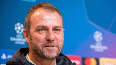 Will mit Bayern die Mini-Krise beenden: Coach Übergangs-Coach Hansi Flick.