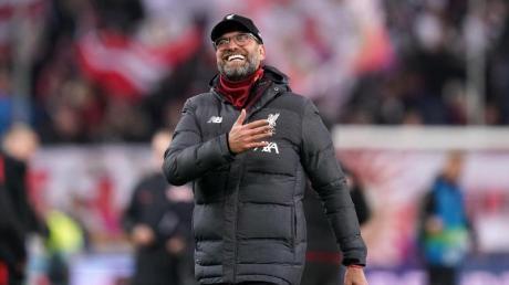 Liverpool-Coach Jürgen Klopp entschuldigte sich bei dem Übersetzer, den er vorher verbal angegriffen hatte.