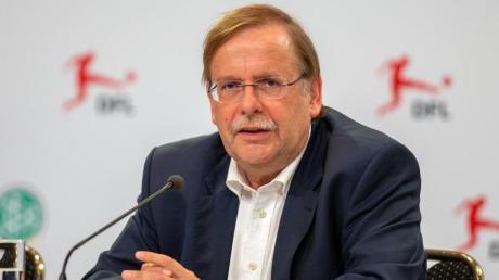 Rainer Koch verzichtet auf eine Kandidatur für den Rat des Fußball-Weltverbandes FIFA.
