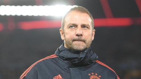 Steht mit dem FC Bayern gegen Werder Bremen unter Druck: Interimscoach Hansi Flick.