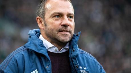 Bayern-Trainer Hansi Flick fordert die Maximalausbeute.