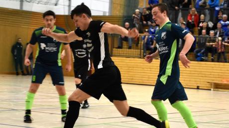 Es geht los: Die Hallenzeit für die Fußballer beginnt. Bereits morgen wird in Bobingen das erste Vorrundenturnier zur Landkreismeisterschaft gespielt.