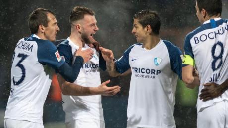Mit dem Sieg gegen Hannover holte der VfL Bochum drei wichtige Punkte im Kampf gegen den Abstieg.