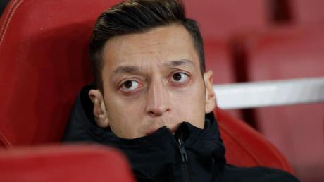 Mesut Özil hatte sich in den sozialen Netzwerken zur Unterdrückung der muslimischen Minderheit der Uiguren in China geäußert.
