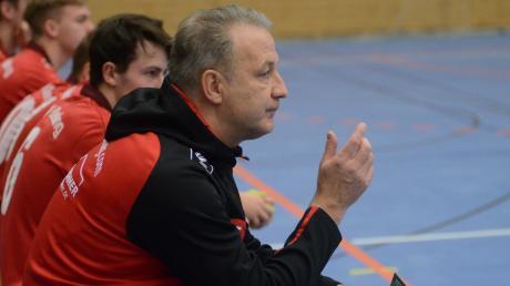 Jürgen Schmid wird Trainer in Hollenbach.