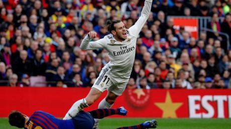Spaniens Fußball-Klassiker zwischen dem FCBarcelona und Real Madrid findet an diesem Mittwoch statt.