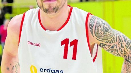 Starke eigene Leistung, aber dennoch ein enttäuschendes Ende: TSV-Center Robin Seeberger.