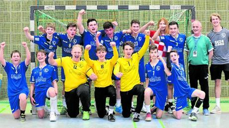 Die B-Junioren des TSV Niederraunau spielen in der Bayernliga bisher eine starke Saison.