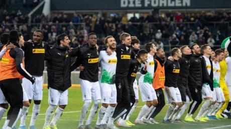 Borussia Gladbach kann wie auch der RB Leipzig noch die Herbstmeisterschaft feiern.