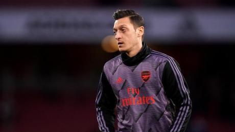 Sorgt wieder abseits des Fußballplatzes für Gesprächsstoff: Arsenal-Profi Mesut Özil.